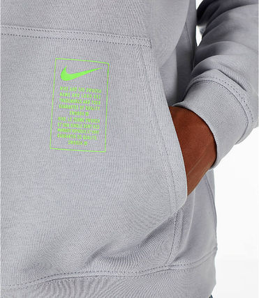 Nike Hoodies Pullovers Unisex Street Style Long Sleeves Hoodies 9