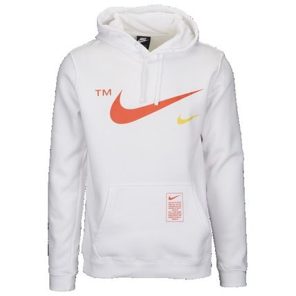 Nike Hoodies Pullovers Unisex Street Style Long Sleeves Hoodies 12