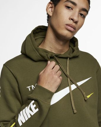 Nike Hoodies Pullovers Unisex Street Style Long Sleeves Hoodies 15