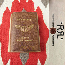 RRL Plain Leather Wallets & Small Goods