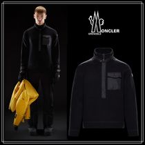 MONCLER GRENOBLE Long Sleeves Tops