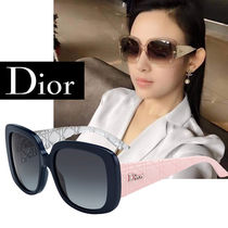 Christian Dior Square Sunglasses