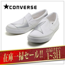 CONVERSE Star Casual Style Plain Low-Top Sneakers
