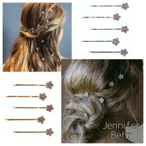 Jennifer behr Flower Patterns Handmade Wedding Jewelry