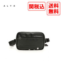 ALYX Casual Style Street Style Leather Shoulder Bags