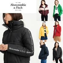 Abercrombie & Fitch Street Style Outerwear
