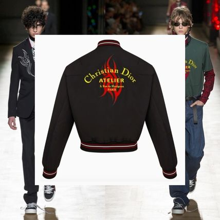 2b66ca8059 DIOR HOMME ATELIER 2018-19AW Street Style Tribal Jackets