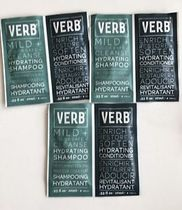 VERB Dryness With samples Shampoo & Conditioner