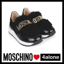 Moschino Petit Kids Girl Sneakers