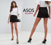 ASOS Short Casual Style Plain Home Party Ideas Shorts
