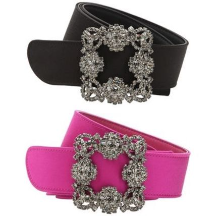 With Jewels Belts