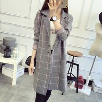 Other Check Patterns Casual Style Long Home Party Ideas