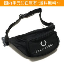 FRED PERRY Unisex Hip Packs