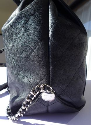 CHANEL Backpacks Casual Style Leather Backpacks 5
