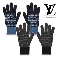 Louis Vuitton Wool Gloves Gloves