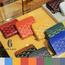 GOYARD 2018-19AW MATIGNON 9colors PM size coin cases