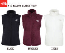 THE NORTH FACE Casual Style Street Style Plain Medium Vest Jackets