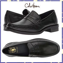 Cole Haan Loafers Plain Leather U Tips Loafers & Slip-ons