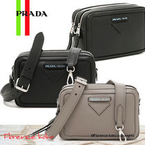 PRADA CONCEPT  Casual Style Calfskin 2WAY Shoulder Bags