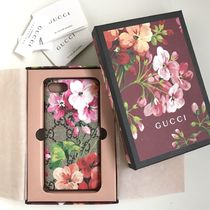 GUCCI Flower Patterns Smart Phone Cases