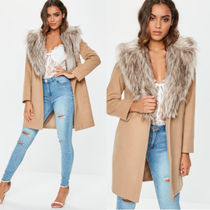 Missguided Faux Fur Plain Medium Home Party Ideas Elegant Style