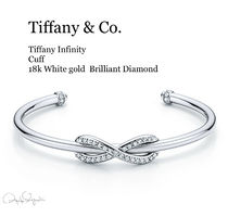 Tiffany & Co TIFFANY INFINITY 18K Gold Elegant Style Fine