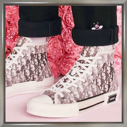 Blended Fabrics Street Style Sneakers