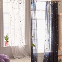Urban Outfitters Unisex Street Style Plain Home Party Ideas Curtains