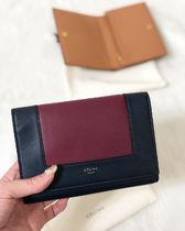 CELINE Frame Folding Wallets