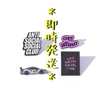 ANTI SOCIAL SOCIAL CLUB Unisex Street Style Wallets & Small Goods
