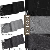 Ralph Lauren Other Check Patterns Wool Scarves