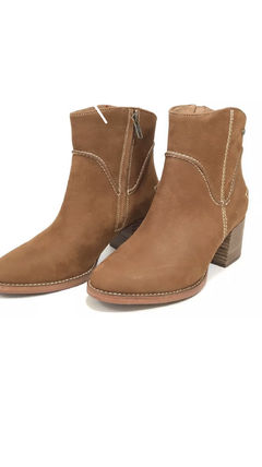 UGG Australia Ankle & Booties Round Toe Casual Style Street Style Plain Leather 9