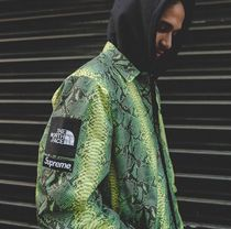 Supreme Unisex Street Style Collaboration Other Animal Patterns