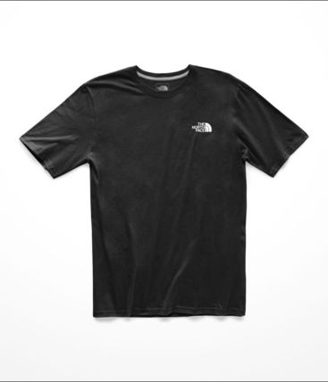 THE NORTH FACE Crew Neck Crew Neck Street Style Short Sleeves Crew Neck T-Shirts 5