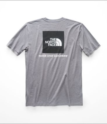 THE NORTH FACE Crew Neck Crew Neck Street Style Short Sleeves Crew Neck T-Shirts 10