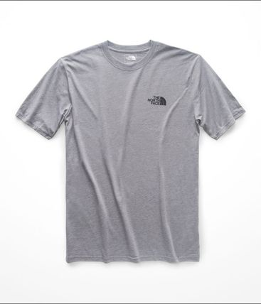 THE NORTH FACE Crew Neck Crew Neck Street Style Short Sleeves Crew Neck T-Shirts 11