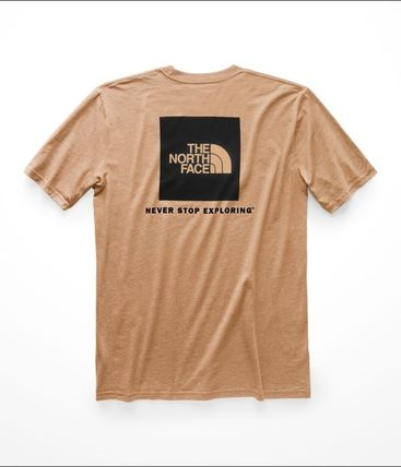 THE NORTH FACE Crew Neck Crew Neck Street Style Short Sleeves Crew Neck T-Shirts 17