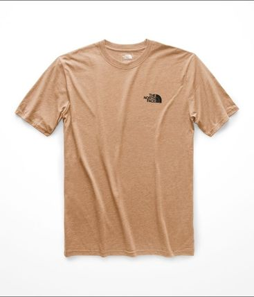 THE NORTH FACE Crew Neck Crew Neck Street Style Short Sleeves Crew Neck T-Shirts 18