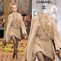 CHANEL Wool Tunics