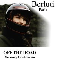 Berluti Blended Fabrics Collaboration Motorcycles & Cars