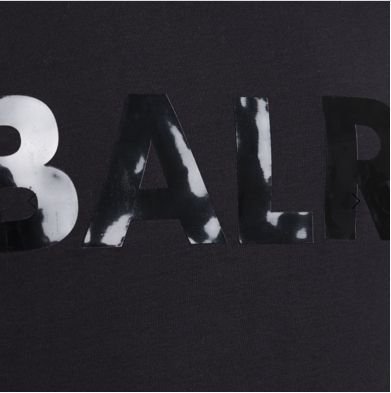 BALR More T-Shirts Boat Neck Cotton Short Sleeves T-Shirts 3