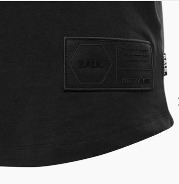 BALR More T-Shirts Boat Neck Cotton Short Sleeves T-Shirts 4