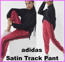 adidas Casual Style Street Style Long Cropped & Capris Pants