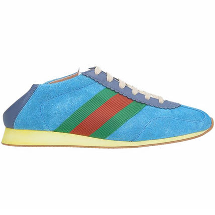7c780c3125f GUCCI 2018 SS Low-Top Sneakers by ベルニール - BUYMA