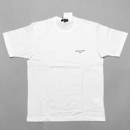 COMME des GARCONS More T-Shirts Crew Neck Cotton Short Sleeves T-Shirts 2