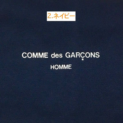 COMME des GARCONS More T-Shirts Crew Neck Cotton Short Sleeves T-Shirts 5