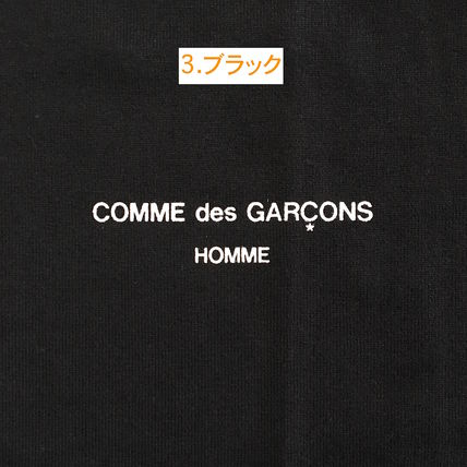 COMME des GARCONS More T-Shirts Crew Neck Cotton Short Sleeves T-Shirts 6