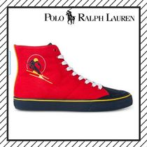 POLO RALPH LAUREN Street Style Collaboration Sneakers