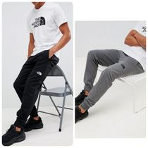 THE NORTH FACE Street Style Plain Cotton Joggers & Sweatpants