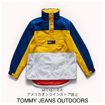 Tommy Hilfiger Casual Style Plain Medium Outerwear